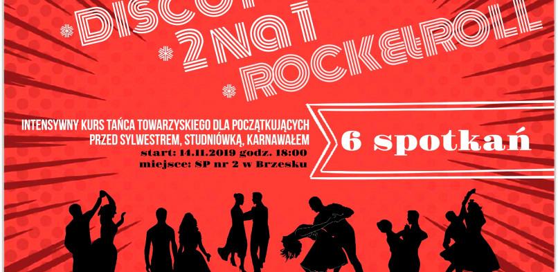 DISCO FOX-2 na 1-ROCK&ROLL przed sylwestrem!
