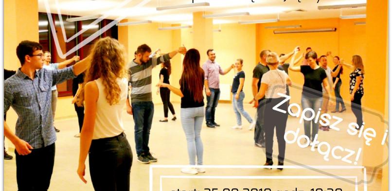 Kurs Tańca Towarzyskiego dla początkujch od 25.09.2019