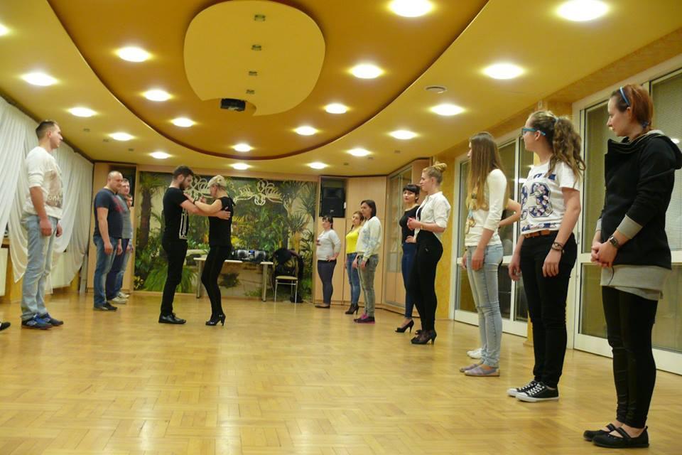 3 Kurs Tańca Brzesko