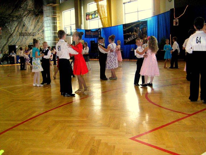 III i IV Turniej Tańca  Grupa Brzesko