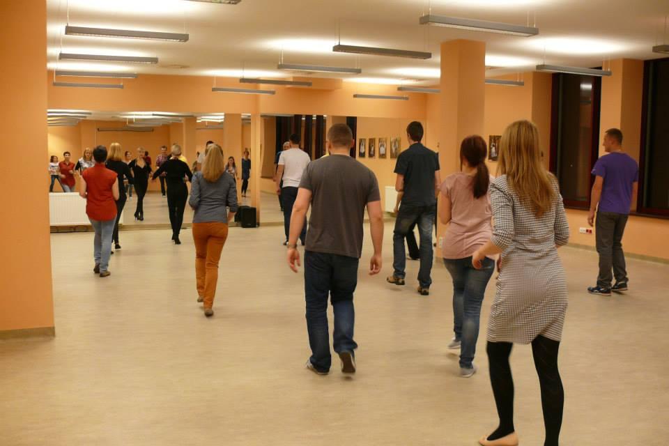 Kurs Tańca Towarzyskiego RCKB Brzesko