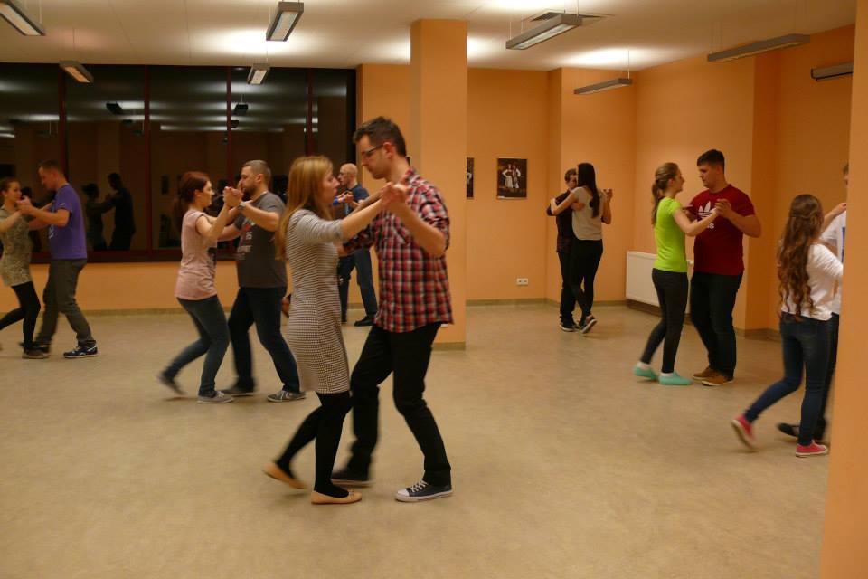 Lekcje tańca Brzesko