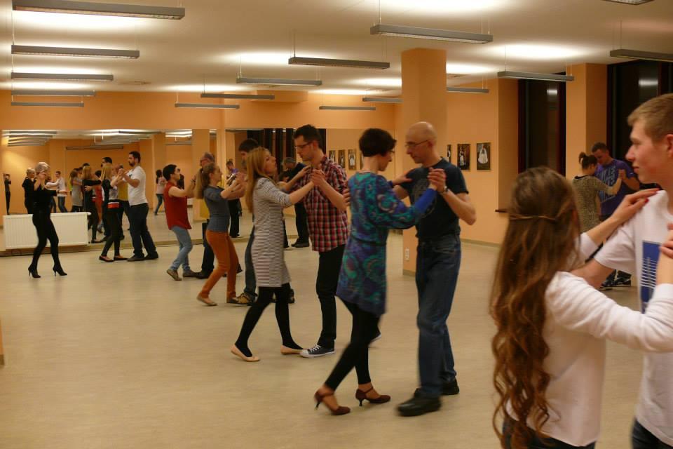 Nauka tańca Brzesko