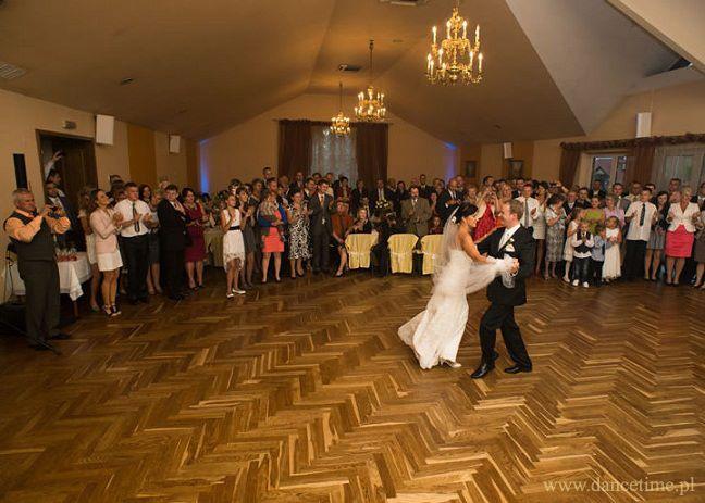 Pierwszy Taniec Agaty i Pawła