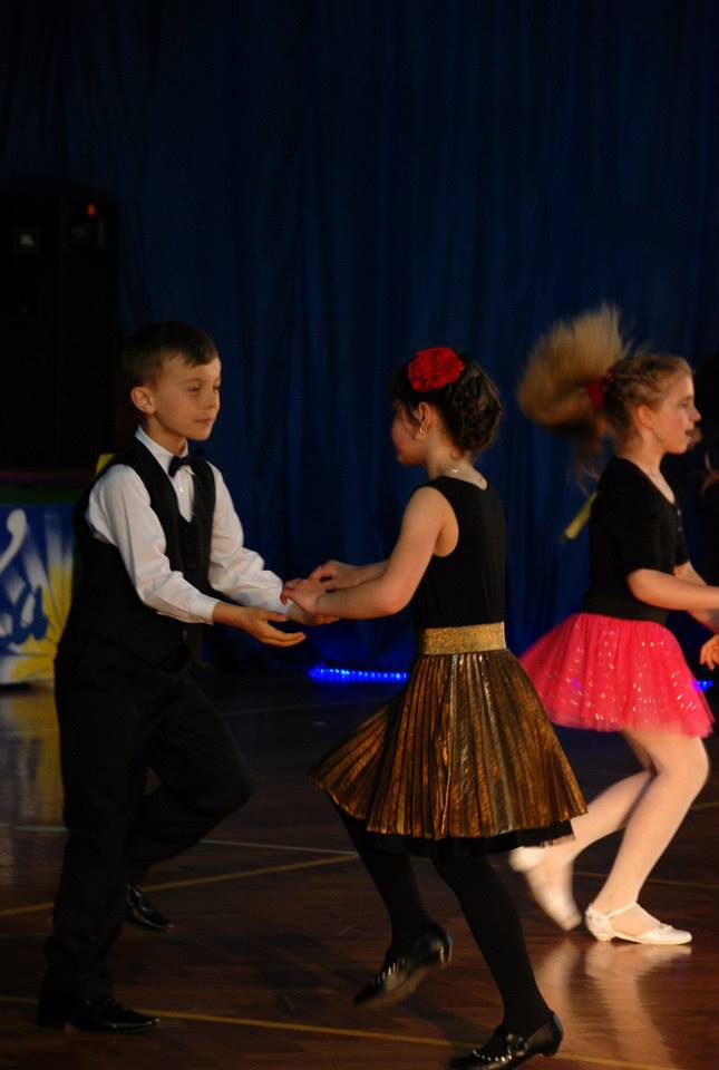 Turniej Tańca Towarzyskiego grupa Brzesko
