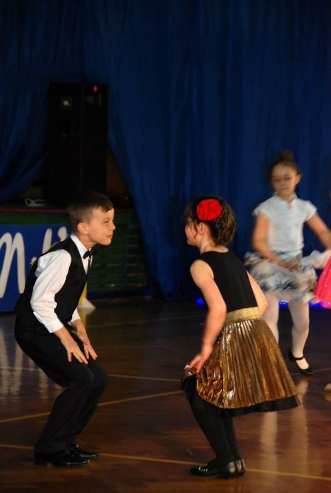 Turniej Tańca grupa Brzesko