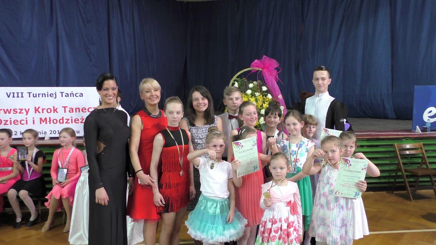 VIII Turniej  Tańca 2015