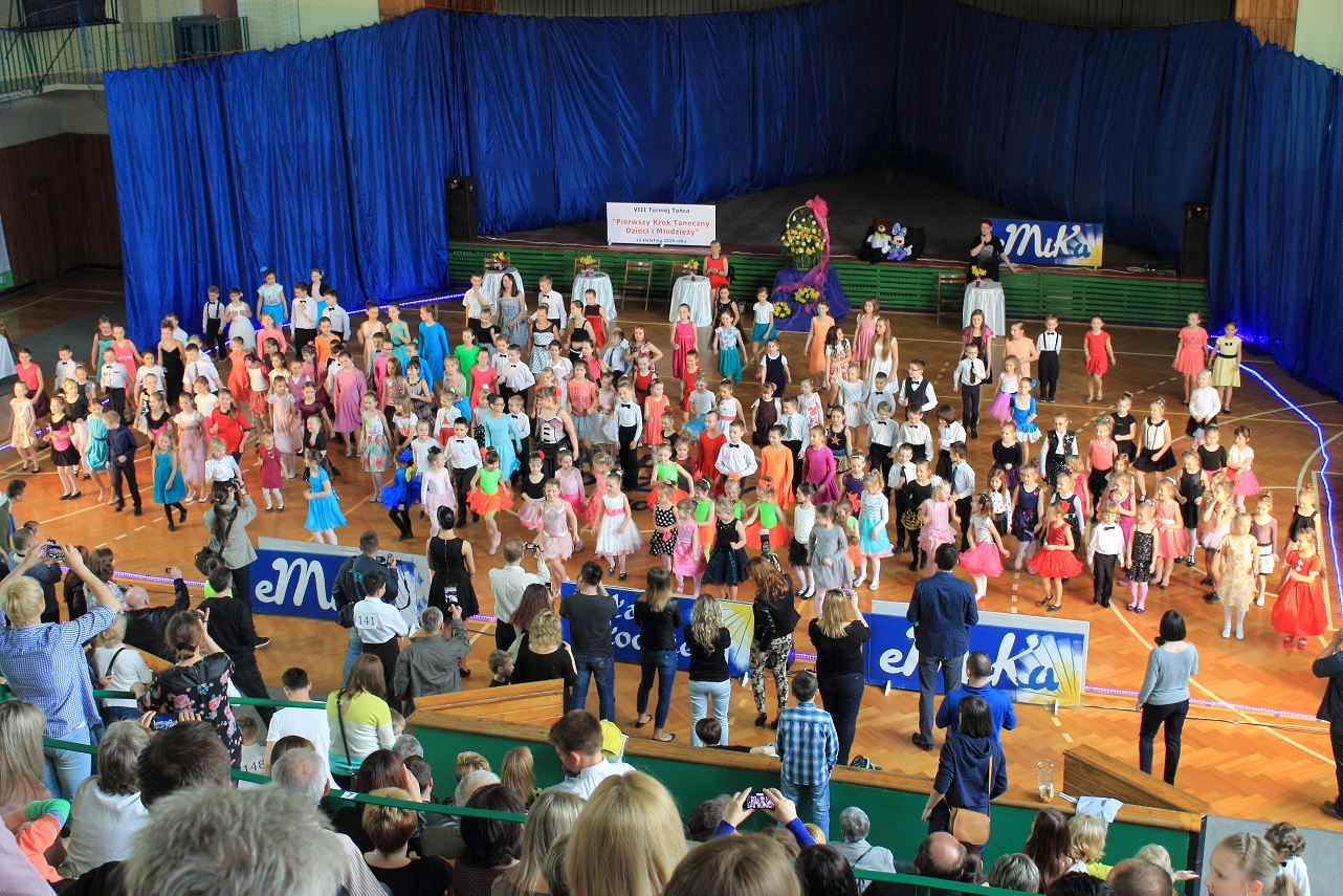 VIII Turniej Tańca - finał