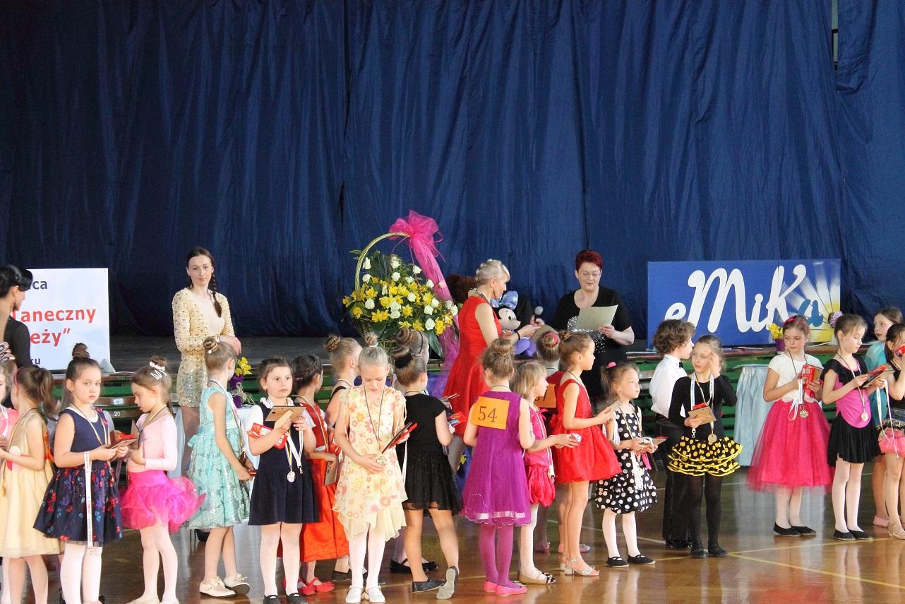 VIII  Turniej Tańca - grupa Brzesko