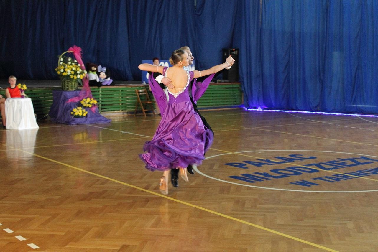 VIII Turniej Tańca - prezentacje tancerzy