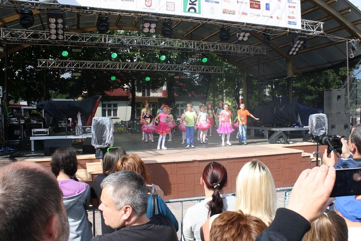 Dni Brzeska 2015 Szkoła Tańca Frankowicz