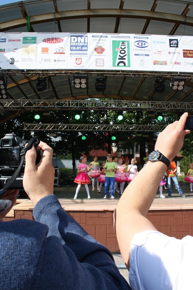 Dni Brzeska 2015 Taniec