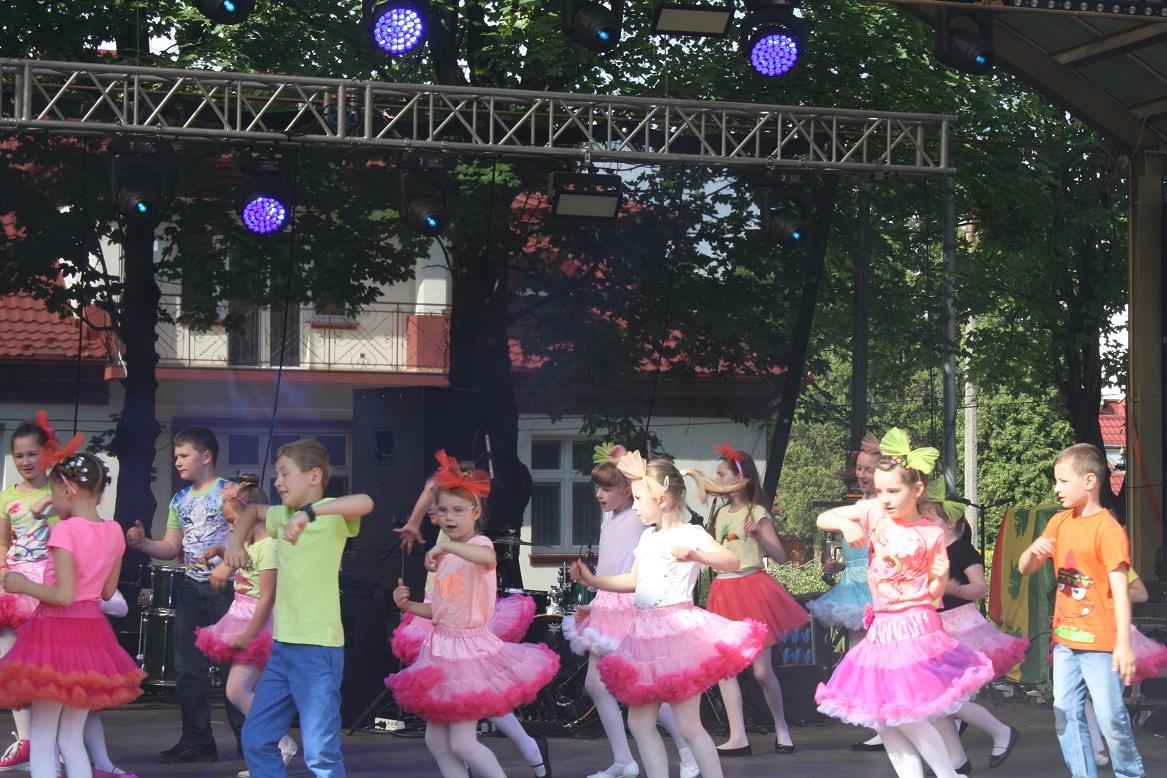 Dni Brzeska 2015 taneczne