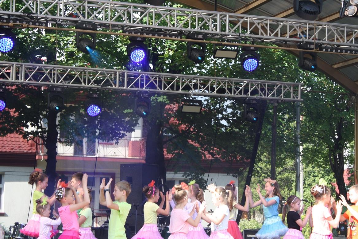 Dni Brzeska Prezentacje taneczne