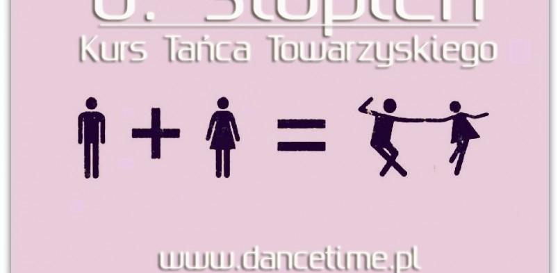 Kurs Tańca Towarzyskiego 8. stopień