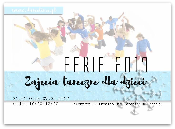 Ferie 2017 Brzesko Taniec