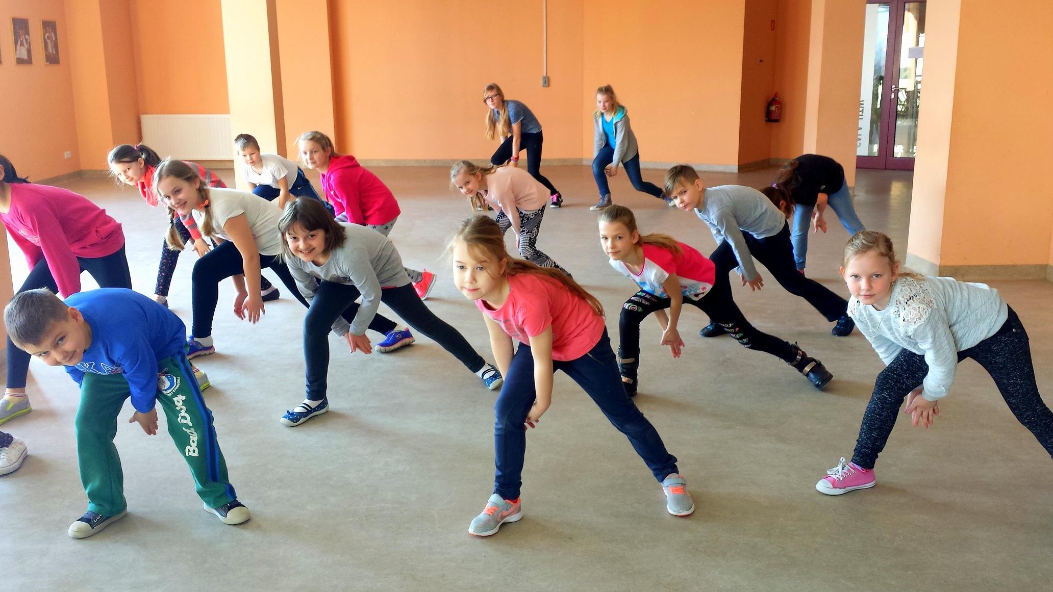 Ferie taneczne brzesko