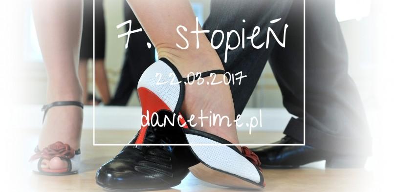 Kurs Tańca Towarzyskiego 7. stopień