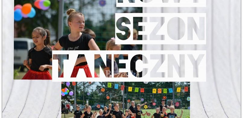 Nowy sezon taneczny – zapisy do grup dla dzieci