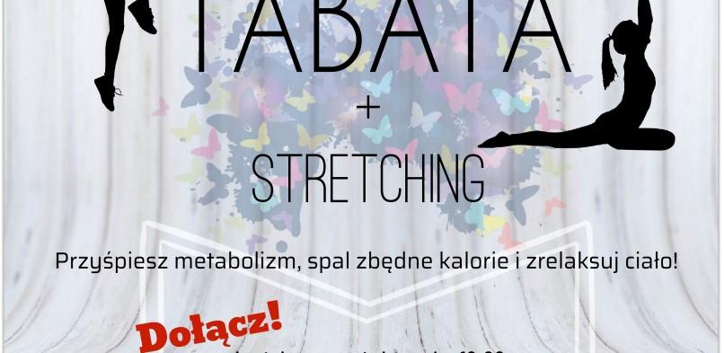 Tabata + Stretching – Przyśpiesz metabolizm i zrelaksuj się!